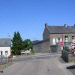Beuzeville-la-Bastille, le centre du village