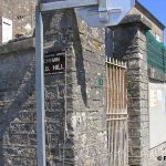 Beuzeville-la-Bastille, plaque O. B. Hill