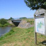 Beuzeville-la-Bastille, le pont sur la Douve