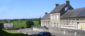 Beuzeville-la-Bastille, ville lettrine