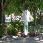 Cherbourg-en-Cotentin, panneau Lt Strahlendorf