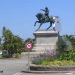 Cherbourg-en-Cotentin, la place Napoléon