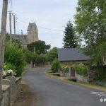 Gonfreville, le centre du village