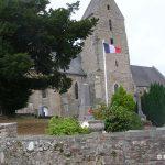 Gonfreville, l'église Saint-Manvieu du XIIIe siècle
