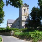 Vaux-sur-Seulles, l'église Saint-Pierre du XIIe siècle