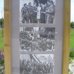 Amfreville, monument Commandos Kieffer (N°10 Inter-Allied Commando)