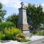 Blainville-sur-Orne, plaque de la Libération