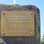 Blainville-sur-Orne, monument Royal Norfolk Regiment