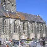 Colomby, l'église Saint-Georges du XIIIe siècle