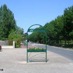 Lasson, le centre du village