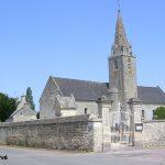 Lasson, l'église Saint-Pierre