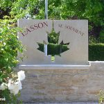 Lasson, monument aux Canadiens
