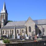 Le Vast, l'église Notre-Dame