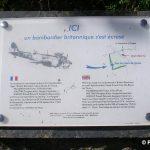 Le Vast, stèle aviateurs britanniques