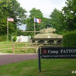Nehou, camp Patton
