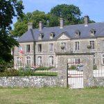 Neuville-au-Plain, le château de Grandval du XVIIIe siècle