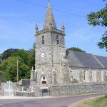 Neuville-au-Plain, l'église Sainte-Marguerite du XVIIe siècle