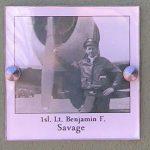 Picauville, stèle 9th US Air Force et RAF