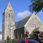 Portbail, l'église Saint-Martin