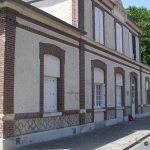 Putot-en-Auge, l'ancienne gare