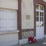 Putot-en-Auge, plaque 9th Parachute Battalion