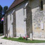 Putot-en-Auge, cimetière britannique