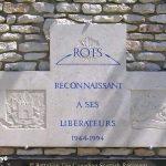 Rots, monument libérateurs canadiens