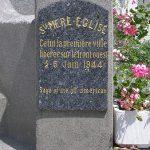 Sainte-Mère-Église, stèle de la Libération