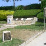 Sainte-Mère-Église, parc mémorial La Fière