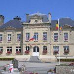 Sainte-Mère-Église, l'Hôtel de ville