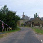 Saint-Georges-de-Bohon, le hameau Hottot