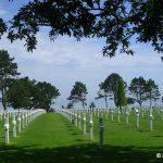Colleville-sur-Mer – Saint-Laurent-sur-Mer, cimetière américain