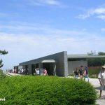 Colleville-sur-Mer – Saint-Laurent-sur-Mer, cimetière américain, Visitors Center