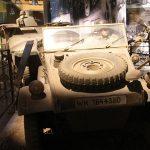 Colleville-sur-Mer, Overlord Museum, vehicule Kübelwagen