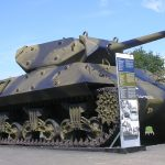 Colleville-sur-Mer, Overlord Museum, char TD M10