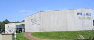 Colleville-sur-Mer, musée lettrine