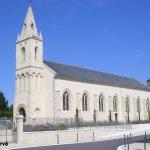 Saint-Martin-des-Entrées, l'église Saint-Martin du XIXe siècle