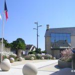 Saint-Martin-des-Entrées, la mairie