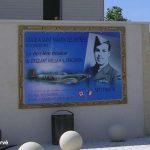 Saint-Martin-des-Entrées, panneau Sergeant Ferguson