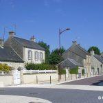 Saint-Martin-des-Entrées, le centre ville