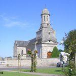 Saint-Vigor-le-Grand, l'église Saint-Vigor du XVIIIe siècle