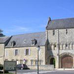Saint-Vigor-le-Grand, l'ancien prieuré