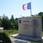 Saint-Vigor-le-Grand, monument général de Gaulle