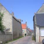 Secqueville-en-Bessin, le centre ville