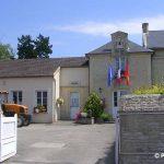 Secqueville-en-Bessin, la mairie