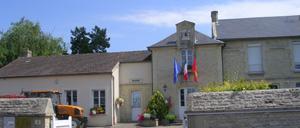 Secqueville-en-Bessin, ville lettrine