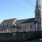Sommervieu, l'église Saint-Pierre et Sainte-Geneviève du XIIIe siècle