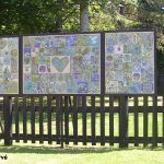 Yvetot-Bocage, mosaïque de la Paix