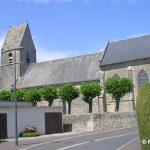 Saint-Hilaire-Petitville, l'église Saint-Hilaire