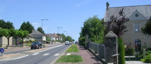 Saint-Hilaire-Petitville, ville lettrine
